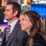Liza and Charles in Times Square - Younger Season 5 Episode 1