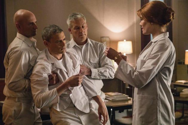 In Hospital? - DC's Legends of Tomorrow Season 3 Episode 10