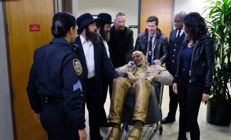 Shopping Cart - Brooklyn Nine-Nine Season 6 Episode 16