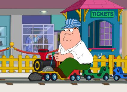 Watch Family Guy Season 14 Episode 18 Online
