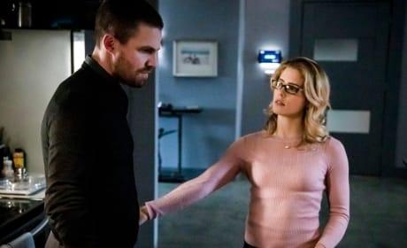 Parenting  - Arrow Season 7 Episode 13