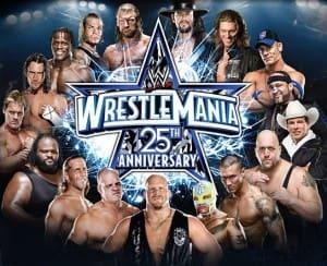 WrestleMania 25 Photo