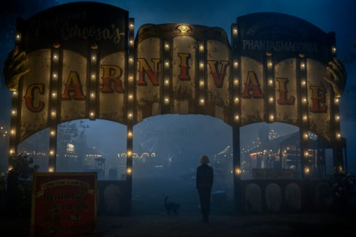 The Carnival Is In Town - Chilling Adventures of Sabrina