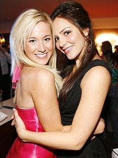 Kellie and Katharine