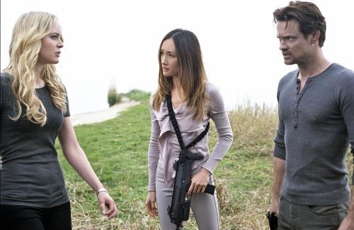 Cassandra, Michael, Nikita