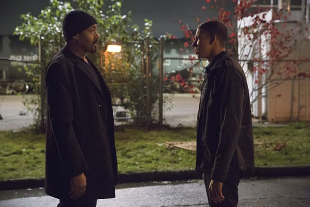 Father and Son - The Flash