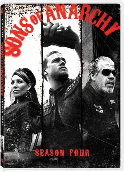 sons of anarchy season 4 dvd release date details tv fanatic. Black Bedroom Furniture Sets. Home Design Ideas