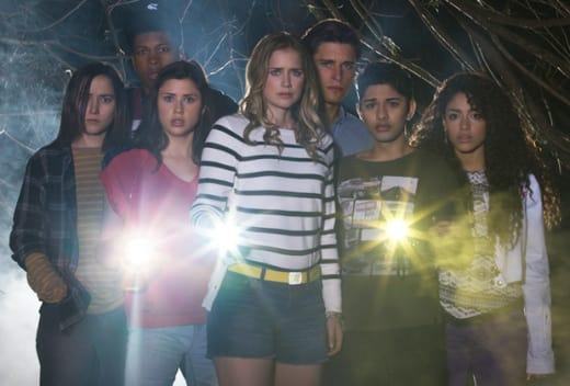 Drastic Measures - Dead of Summer Season 1 Episode 6