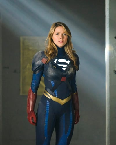 Truth and Justice - Supergirl