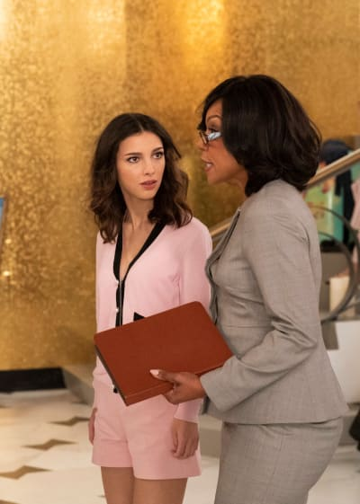 This Is Exasperation - Grand Hotel Season 1 Episode 4
