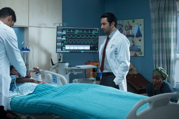Dr. Mehta - The Good Doctor Season 1 Episode 9