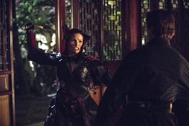 The Hit - Arrow Season 3 Episode 4