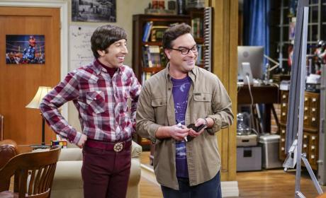 Howard and Leonard Have a Plan - The Big Bang Theory Season 10 Episode 15