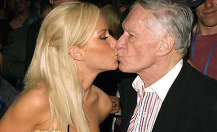 Hugh Hefner and Kendra Wilkinson: Tension at the Mansion?
