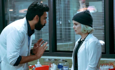 Beanies and Tears - iZombie Season 4 Episode 2