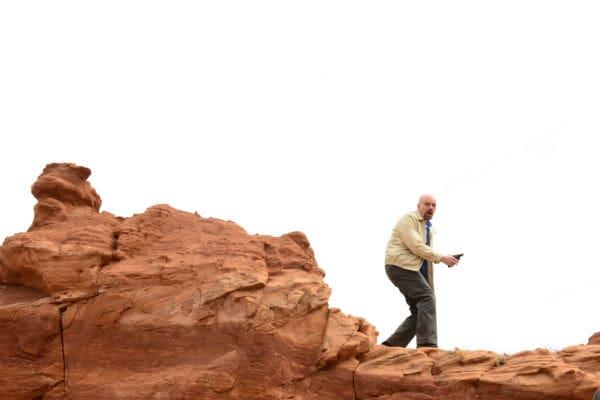 Walt on the Run