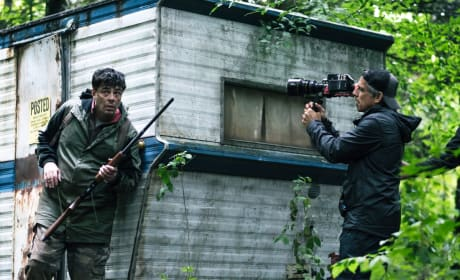 Ben Stiller Escape at Dannemora