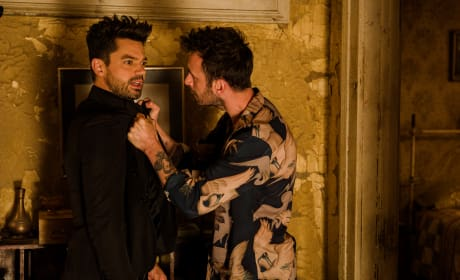 Cassidy and Jesse Fight - Preacher Season 2 Episode 11