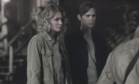 Mary And Jack - Good Intentions - Supernatural Season 13 Episode 14