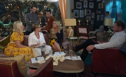BH90210 Season 1 Episode 4 Review: The Table Read