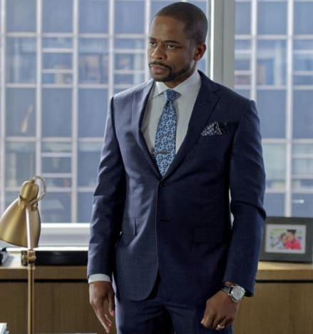 Alex Is Not Impressed - Suits Season 8 Episode 8
