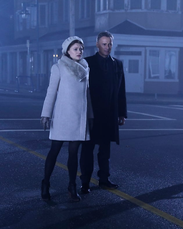What's The Plan? - Once Upon a Time Season 6 Episode 11