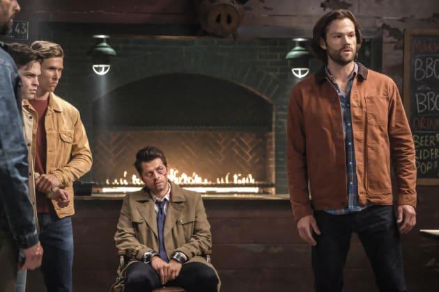 Group Meeting - Supernatural