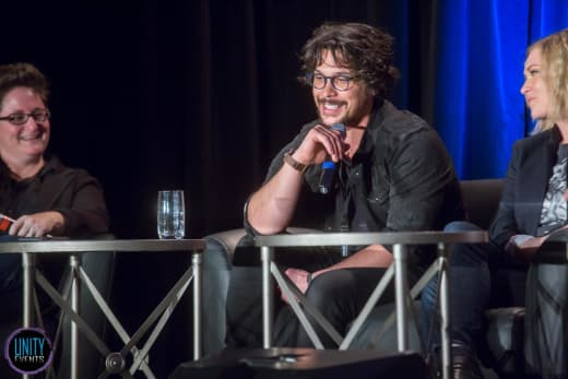 Bob Morley - Unity Days  - The 100