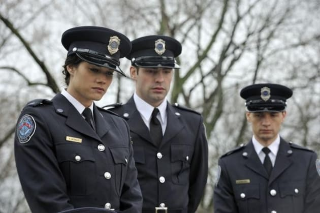 Orlando Auto Show >> Rookie Blue Review: Not Just Any Other Day - TV Fanatic