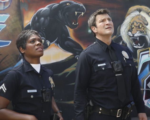 The Rookie Season 1 Episode 5 Review: The Roundup