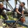 Cutting the Rail - Chicago Fire Season 3 Episode 2