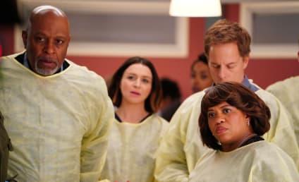 Grey's Anatomy Season 16 Episode 10 Review: Help Me Through the Night