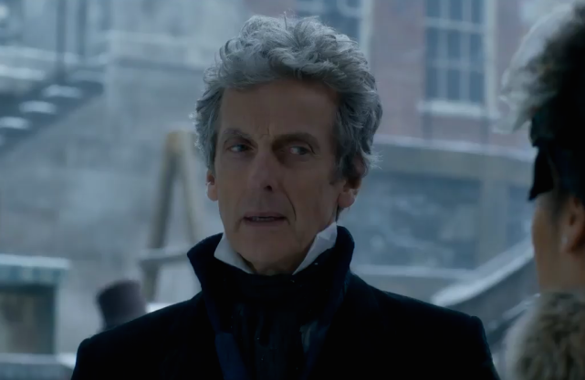 The frost fair doctor who