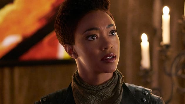 Clear-Sighted - Star Trek: Discovery Season 1 Episode 15