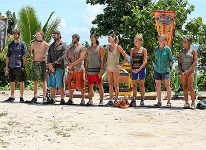 Watch Survivor Season 28 Episode 8 Online
