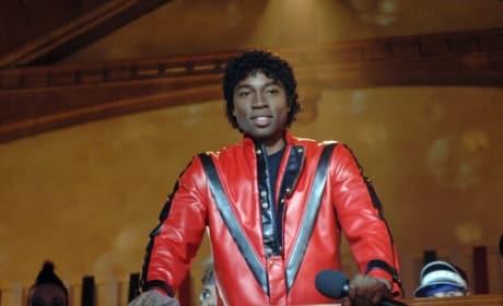 Looking like MJ