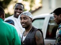 Tupac During Happier Days - Unsolved