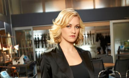 Yvonne Strahovski to Play Mystery Woman on Dexter Season 7