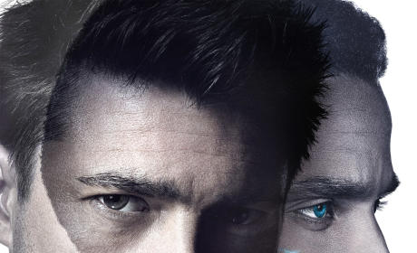 Almost Human Key Art