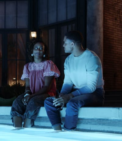 Tempting Connections - Tall - Good Trouble Season 3 Episode 5