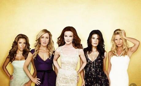 The Ladies of Wisteria Lane