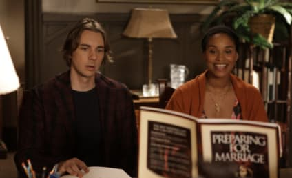 Are Crosby and Jasmine Together on Parenthood?