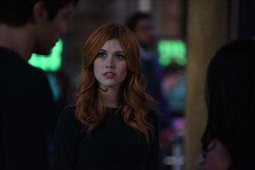Lockdown - Shadowhunters Season 2 Episode 2