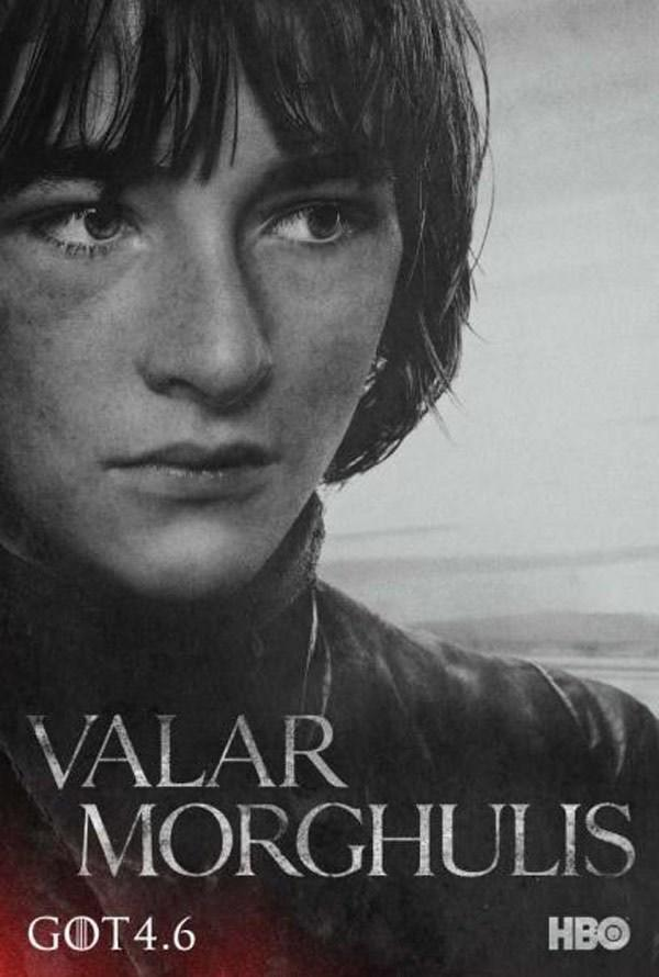 Isaac Hempstead Wright as Bran