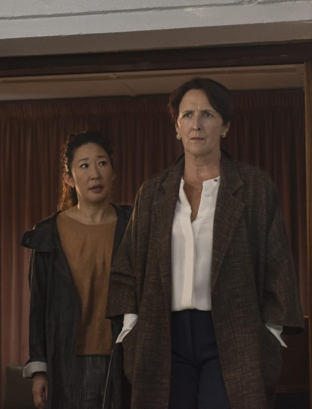 On a Mission - Killing Eve