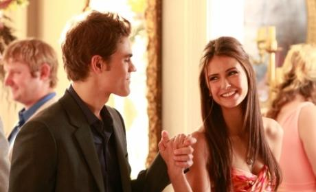 Elena and Stefan Photo