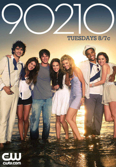 Poster of 90210 Cast