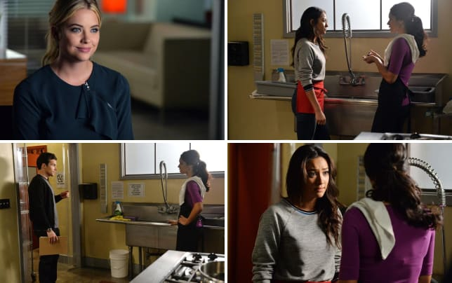 Pretty girl pretty little liars s5e19