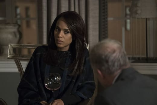 Will Liv Call Out Cyrus - Scandal