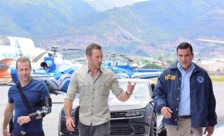 Suspicious Death - Hawaii Five-0 Season 8 Episode 8